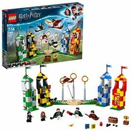 Le match de Quidditch LEGO Harry Potter