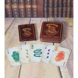 Jeu de cartes Poudlard Harry Potter