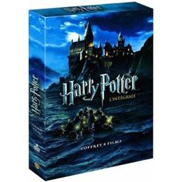 Coffret Harry Potter 8 DVD
