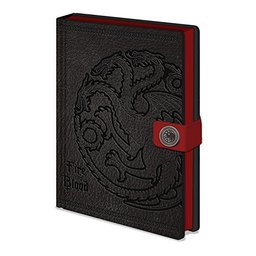 Carnet de notes Game of Thrones