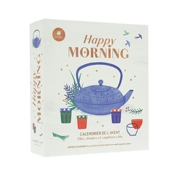 Calendrier de l'Avent Happy Morning