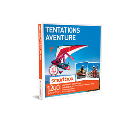Coffret Tentations aventure