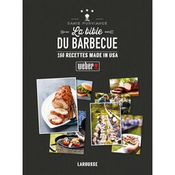 La bible du Barbecue Weber